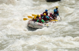 Day Rafting on the Ganges: Shivpuri-Laxman Jhula 16 kms