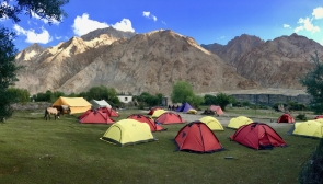 Trek to Markha Valley (with camping)