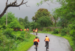 Asangoan to Dehne Cycling Trip