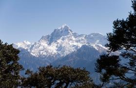 North Face-Kuari Pass and Pangarchuli Trek