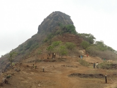 Trek to Tikona Fort