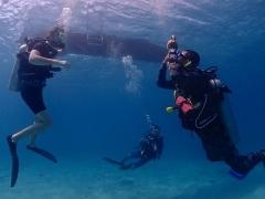 PADI Open Water Diving in Bali