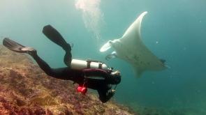 PADI Advanced Open Water Diving in Bali
