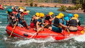 Rafting+lunch+activities in Kolad (weekday)