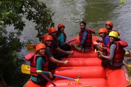 Kolad Rafting+AC Swiss Tent (weekend)