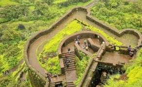 Day Trek to Lohagad Fort and Bhaje Caves