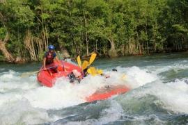 Kolad Rafting + Bungalow Stay (weekend)