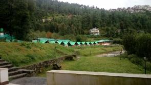 Swiss Tent Camping in Shimla