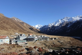 Trek to Langtang Valley