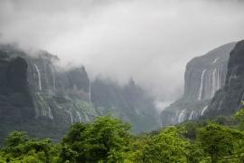 Sunrise Trek to Devkund Waterfall