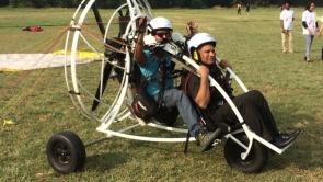 15-min Tandem Paramotoring in Vizag