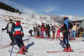 Deluxe ski course in Auli (ex Haridwar)