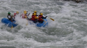 Kali River Rafting Expedition