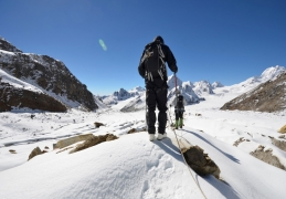 Basic Mountaineering Course in Manali