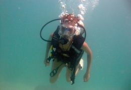PADI AOWD Course in Pattaya, Thailand