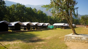 New Year 2019 - Rafting Camp in Rishikesh
