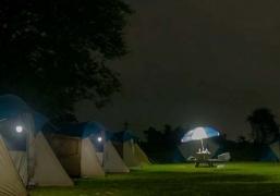 New Year Bhatsa River Camping