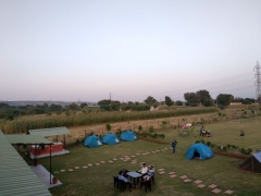 New Year Camping near Delhi