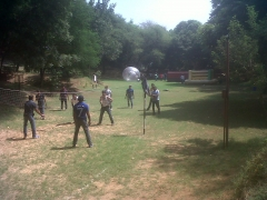 2-day Damdama adventure camp