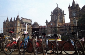South Mumbai Cycling
