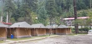 Kasol Camping Trip (1n2d)