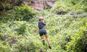 Durshet adventure trip with AC tent stay (weekend)
