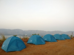 Camping in Bhor