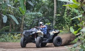 ATV Jungle Buggy in Bali