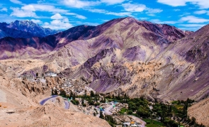 Spiti Valley motorbiking (8 days)