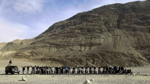 Srinagar-Leh-Nubra Valley-Leh motorbiking (9 days)