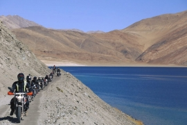 Leh-Nubra Valley-Turtuk-Leh motorbiking (7 days)