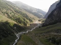 Hampta Pass Trek in Himachal Pradesh