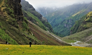 7-day Rupin Pass Trek