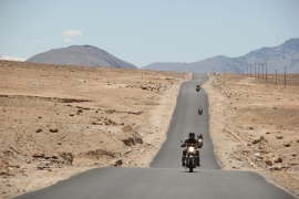 Manali-Leh-Nubra Valley-Hanle-Leh motorbiking (10 days)