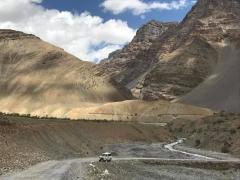Delhi-Spiti-Ladakh-Srinagar-Delhi motorbiking (16 days)