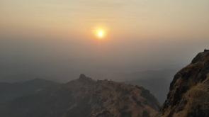 Night trek from Katraj to Sinhagad
