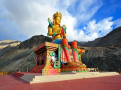 Ladakh in 7 Days Road Trip