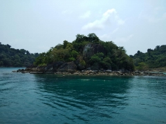 Snorkelling in Koh Chang, Thailand