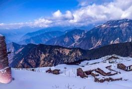 Chopta Tungnath trek (ex-Delhi)