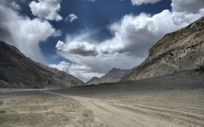10-day Spiti Valley Homestay Trek