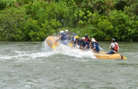Kundalika Rafting-Weekend