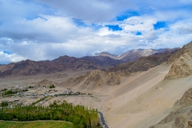 8-day Ladakh road trip (with Leh rafting and trekking)