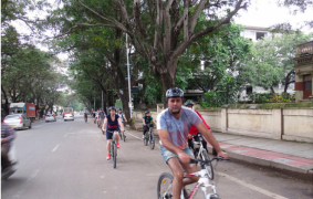 Morning Cycling Tour in Bangalore
