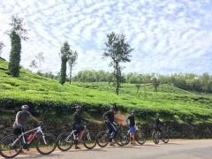 Western Ghats Karnataka Cycling Tour