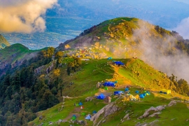 McLeod Ganj to Triund Trek (Ex Delhi)