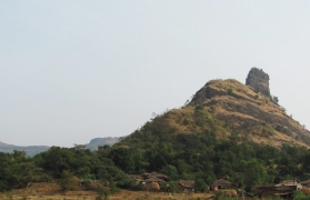 Day Trek to Kothaligarh Peth Fort