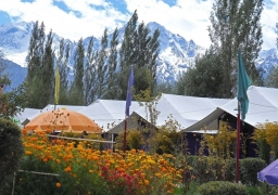 Nubra Valley Camping Trip