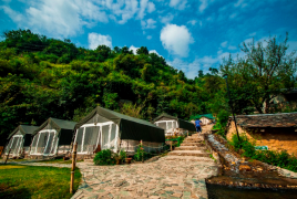Luxury Camping Trip in Shimla