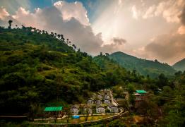 Shimla Camping Trip (rustic tents)