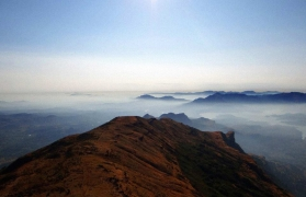 Trek to Mighty Kalsubai